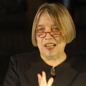 JEZT - Antje Vollmer wird 2014 in Jena mit dem Hildegard Hamm-Brücher Förderpreis ausgezeichnet