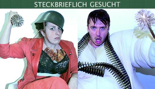 JEZT - Berger - Mährlein - KÖNIG UBU - Mutter Vater UBU - Foto © Theaterhaus Jena