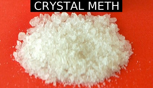 JEZT - Crystal Meth - Symbolbild