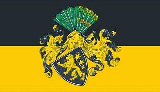 JEZT - Das Wappen der Otto-Dix-Stadt Gera in Thüringen