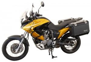 JEZT - Honda Transalp Mototrad - Symbolbild