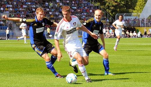 JEZT - Lichtstadt.News - Spiel des FCC im Ernst-Abbe-Sportfeld - Foto © www.fc-carlzeiss-jena.de