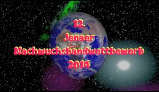 JEZT - ZONO Radio Jena - Nachwuchsbandwettbewerb Jena 2014
