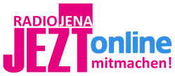 Radio Jena JEZT online mitmachen Logo