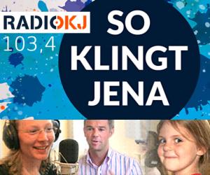 Radio OKJ - So klingt Jena - Teaser