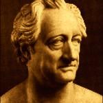 JEZT - Büste des Johann Wolfgang von Goethe