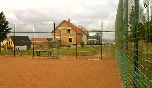 JEZT - Ballspielplatz in Jena - Symbolbild