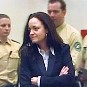 JEZT - Beate Zschäpe im Gerichtssaal in München - Foto © MediaPool Jena