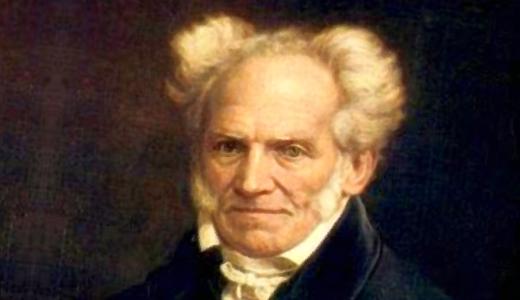 JEZT - Bildnis des Arthur Schopenhauer
