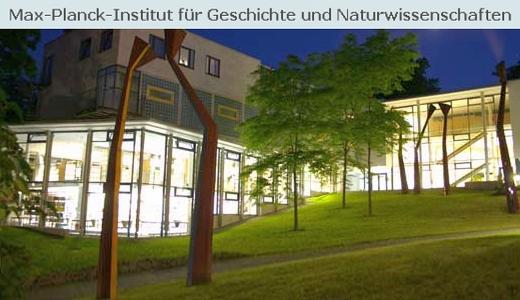 JEZT - Das Max-Planck-Institut für Geschichte und Naturwissenschaften in Jena