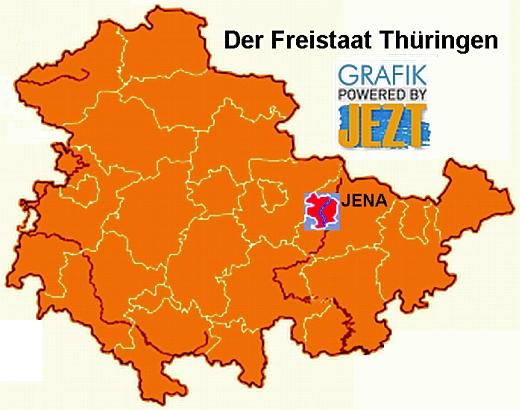 JEZT - Der Freistaat Thueringen