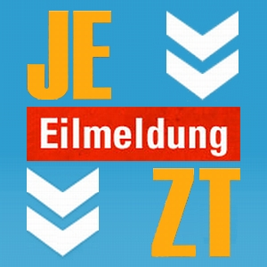 JEZT - Eilmeldung - Symbolbild