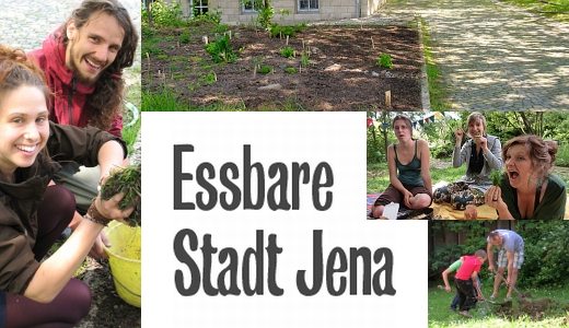 JEZT - Essbare Stadt Jena - Symbolbild