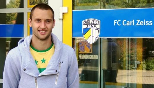 JEZT - FC Carl Zeiss Jena - Jakub Wiezik