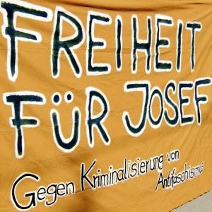 JEZT - Freiheit fuer Josef Banner