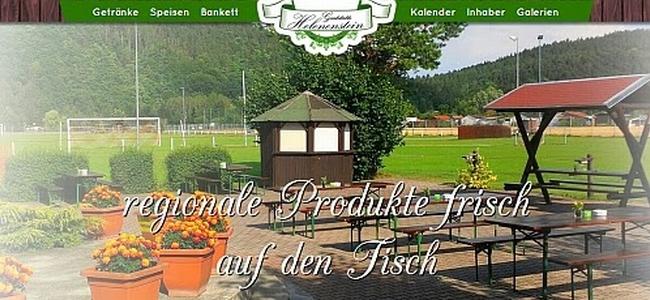 JEZT - Homepage des Gasthofs Helenenstein in Rothenstein