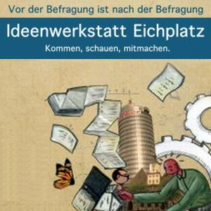 JEZT - Ideenwerkstatt Eichplatz