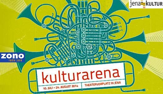 JEZT - Kulturarena Jena 2014 - Symbolbild