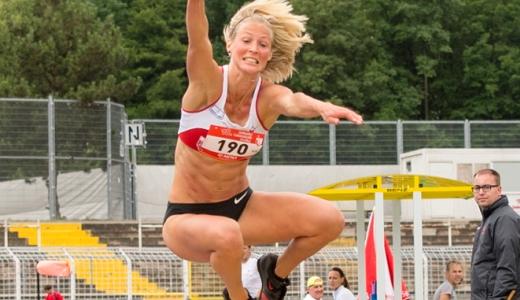 JEZT - Nationales Leichtathletikmeeting des LC Jena 2014 - Katja Demut - Foto © Lars Rössler
