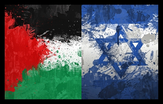 JEZT - Plaestina - Israel - Symbolbild
