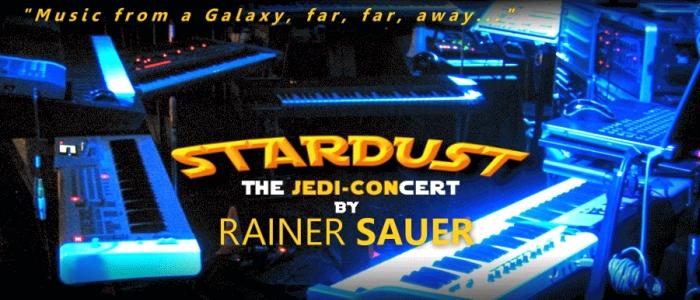 JEZT - Stardust - The JediConcert - Rainer Sauer - Teaser