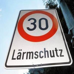 JEZT - Tempo 30 - Lärmschutz - Foto ©  FDP Jena