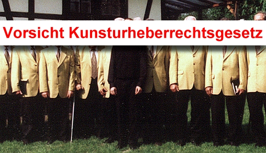 JEZT - Vorsicht Kunsturheberrechtsgesetz - Symbolbild