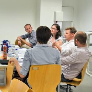 JEZT - Workshop des Thüringer Netzwerks für Innovationsmanagement an der EAH Jena - Foto 1
