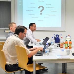 JEZT - Workshop des Thüringer Netzwerks für Innovationsmanagement an der EAH Jena - Foto 2
