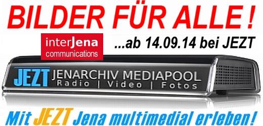 InterJena - BILDER FUER ALLE ab 14.09.14 bei JEZT - Teaser