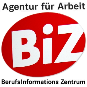 JEZT - Agentur fuer Arbeit - BiZ - Logo