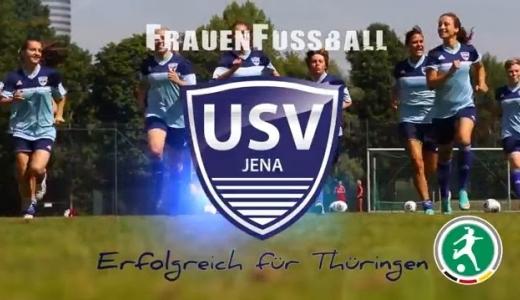 JEZT - FF USV Jena Frauenfussball - Teaser