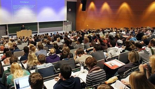 JEZT - FSU Hoersaal - Symbolbild - Foto © FSU Jena JP Kasper
