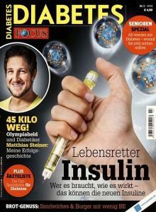 JEZT - Focus-Sonderheft DIABETIS 2014