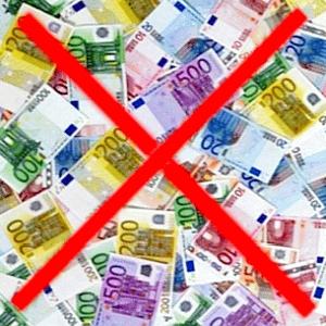 JEZT - Haushaltssperre - Symbolbild