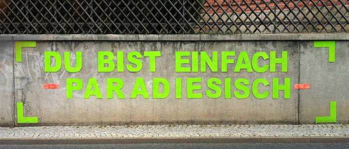 JEZT - Hudy Schriftzug - Du bist einfach paradiesisch - Stoyschule Jena 2014-08-10