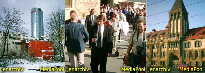 JEZT - Jena 1990 bis 2000 - Fotos © MediaPool Jena