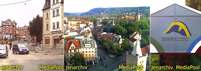 JEZT - Jena 2001 bis 2005 - Fotos © MediaPool Jena