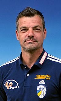 JEZT - Karsten Hutwelker ist neuer Cheftrainer beim FC Carl Zeiss Jena - Foto © FCC