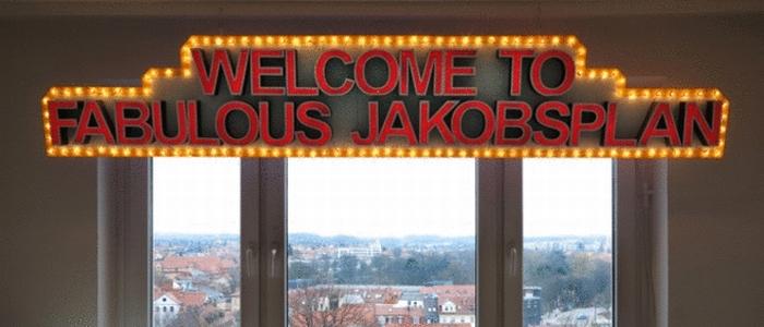 JEZT - Kunstfest Weimar 2014 - Welcome to the fabulous Jakobsplan