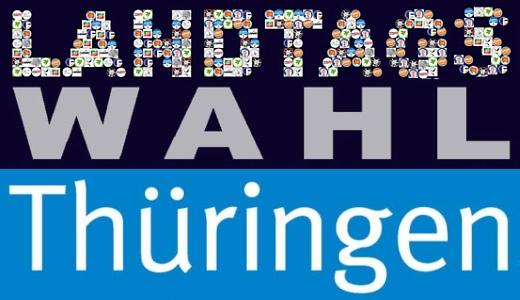 JEZT - Landtagswahl Thueringen - Symbolbild 520x300