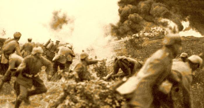 JEZT - Rainer Sauer - 17 Tage Europa - Faces Of War - Verdun - Image 3