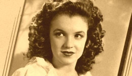 JEZT - Rainer Sauer - 17 Tage Europa - Norma Jean Baker aka Marilyn Monroe