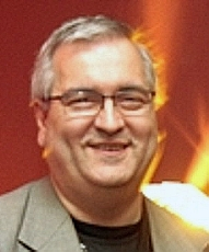 JEZT - Rainer Sauer bei der Pecha-Kucha-Nacht Thueringen 2009