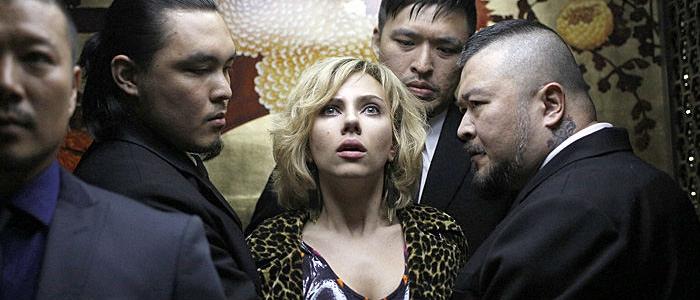 JEZT - Scarlett Johansson ist Lucy im Film von Luc Besson - Foto © Universal Pictures