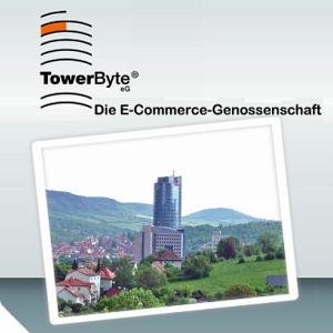 JEZT - Teaser fuer TOWERBYTE - Die E-Commerce Genossenschaft