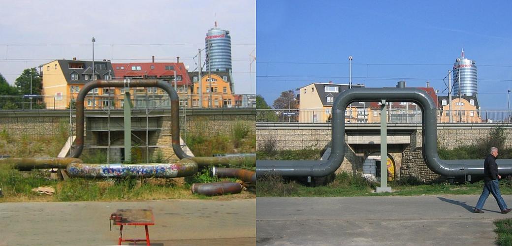 JEZT - Adern von Jena - Paradiesstadt Kulturprojekt