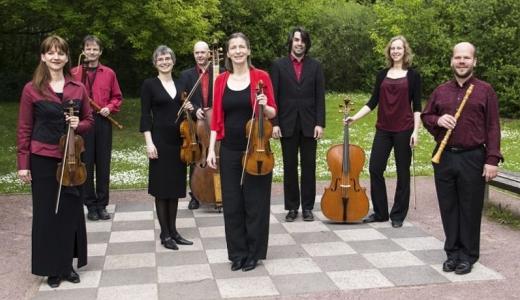 JEZT - Das Ensemble für Alte Musik auf Historischen Instrumenten der Jenaer Philharmonie - Foto © Philharmonie Jena