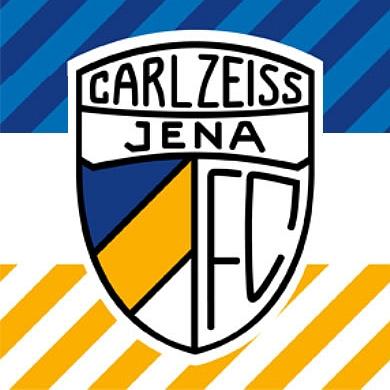 JEZT - Das Logo des FC Carl Zeiss Jena - Grafik © MediaPool Jena