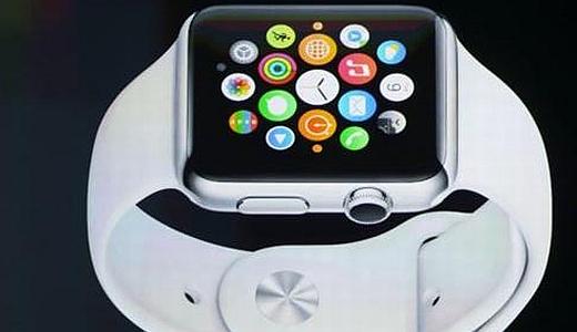 JEZT - Die neue Apple Watch bei der Präsentation 2014-09-09